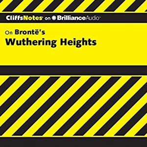 Wuthering Heights: CliffsNotes Hörbuch