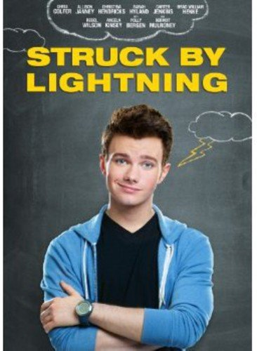 Blu-ray : Struck By Lightning (AC-3, Widescreen, 2 Pack, O-Card Packaging)