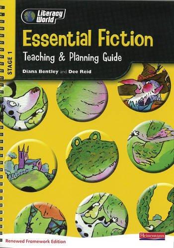 Literacy World Stg 1: Essential Fiction Teaching & Planning Guide Framework England/Wales (LITERACY WORLD NEW EDITION) ebook