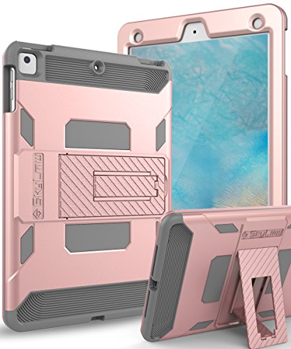 SKYLMW Shockproof Full Body Protective Kickstand