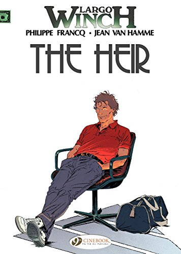 Largo Winch - Volume 1 - The Heir: 01