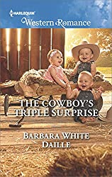 The Cowboy's Triple Surprise (The Hitching Post Hotel)