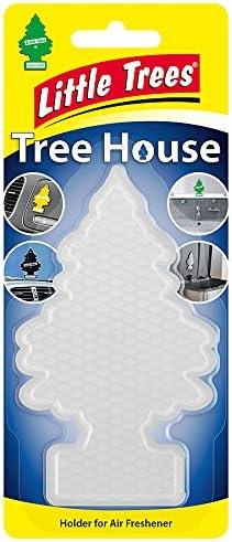 Little Trees Tree House Lufterfrischer Hülle Fürs Auto Transparent Auto