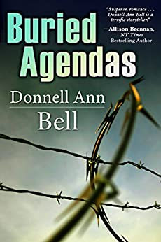 Buried Agendas by [Bell, Donnell Ann]