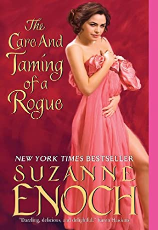 book cover of The Care and Taming of a Rogue