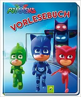 PJ Masks Vorlesebuch (Alemán) Libro de cartón – 7 ago 2018