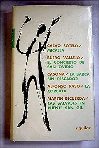 Teatro Español 1962-1963: Amazon.es: Joaquin Calvo Sotelo; Alfonso ...