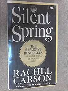 a brief review of rachel carsons book silent spring Silent spring, nonfiction book written by rachel carson that became one of the most-influential books in the modern environmental movement published in 1962, silent spring was widely read by the general public and became a new york times best seller.