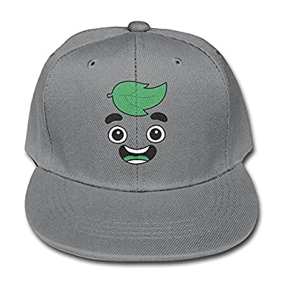 Guava Juice Youth Unisex Adjustable Flat Hat Bill Baseball Hats In 4 Colors