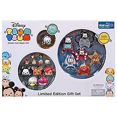 Disney Tsum Tsum 24 Piece Limited Edition Gift Exclusive Set