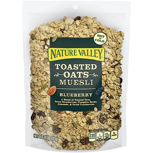 Nature Valley Muesli Cereal Blueberry