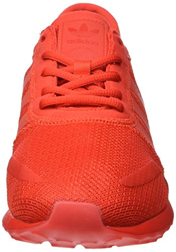 Core Los Core Basses Sneaker Core Red Red Red Homme Rouge Angeles adidas d7qYxAwaq