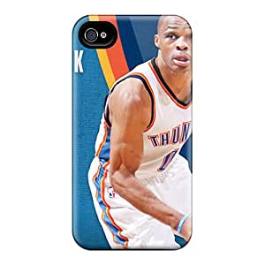Iphone 6 URr12451nehz Allow Personal Design Realistic Oklahoma City Thunder Pattern Protector Hard Cell-phone Cases -ErleneRobinson