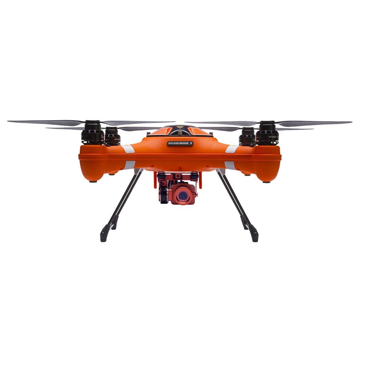 SplashDrone 3 Fisherman + Version Dron impermeable: Amazon.es ...