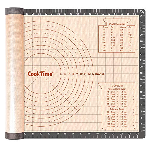 Silicone Pastry Baking Mat Measurements Non