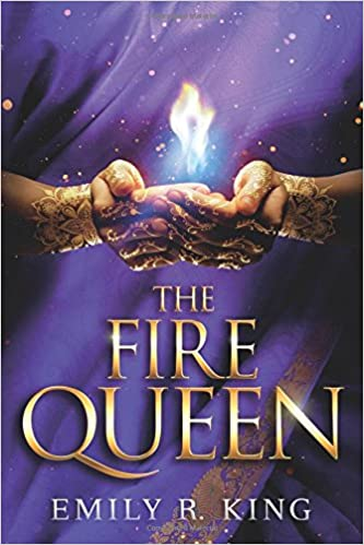 Image result for the fire queen book