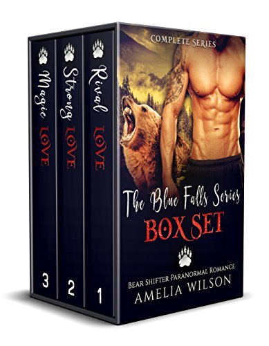 The Blue Falls Series: Complete Shifter Romance Series