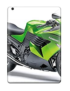 Benailey Premium Protective Hard Case For Ipad Air- Nice Design - Kawasaki Motorcycle