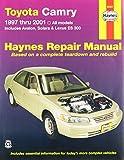 Haynes Toyota Camry (97 - 01) Manual