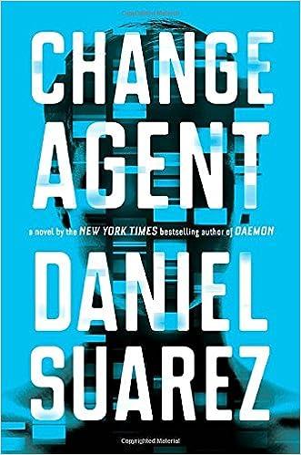 Daniel Suarez - Change Agent Audiobook Free Online