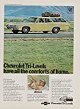 Chevrolet Tri-Levels have all the comforts of home - Best Reviews Guide
