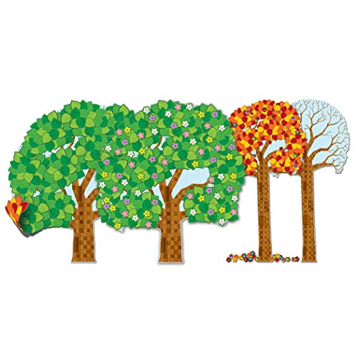 Carson Dellosa Big Seasonal Tree Bulletin Board Set (110209)