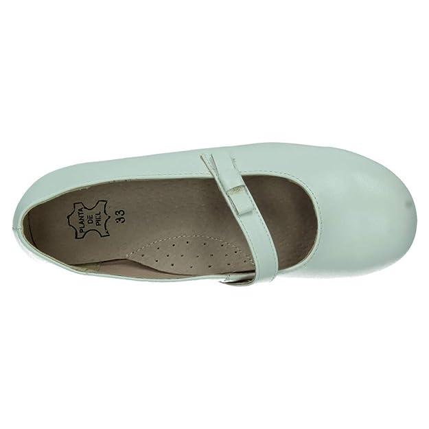 BONINO 5-B6320B-12 Zapato COMUNI/ÓN Lazo NI/ÑA Zapato COMUNI/ÓN