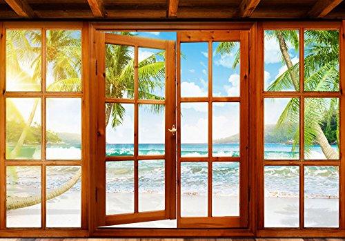 Murando - - - Fototapete Tropische Insel 400x280 cm - Vlies Tapete - Moderne Wanddeko - Design Tapete - Wandtapete - Wand Dekoration - Tropical Insel Strand Meer See Landschaft Palmen Laguna 10110903-21 B00O7JK226 Wandtattoos & Wandbilder d3ef2f