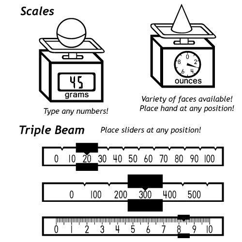 Counting Number worksheets How To Make Your Own Worksheets – Reading a Triple Beam Balance Practice Worksheet
