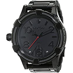 Nixon Men's 51-30 SW Vader Black A172SW2244 Black Stainless-Steel Quartz Watch