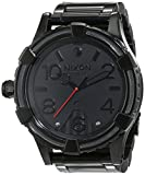 Nixon Men's 51-30 SW Vader Black A172SW2244 Black Stainless-Steel Quartz Watch
