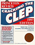 img - for Cracking the CLEP, 1997 ed (Annual) by Paul Foglino (1996-07-23) book / textbook / text book