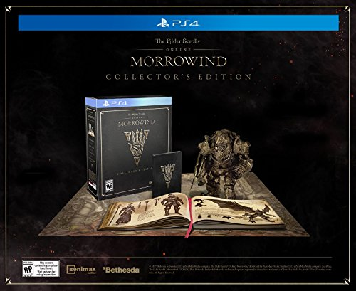 The-Elder-Scrolls-Online-Morrowind-PlayStation-4-Collectors-Edition