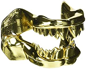 GAMAGO Shark Jaw Bottle Opener, Gold
