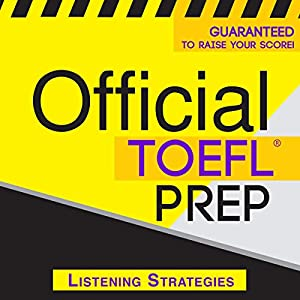 Official TOEFL Prep Audiobook