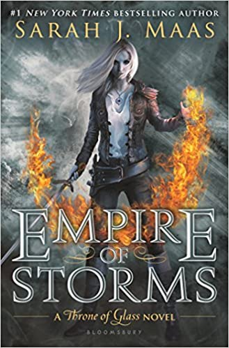Empire of Storms Sarah J. Maas Free PDF Download