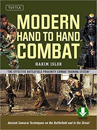 Modern Hand to Hand Combat: Ancient Samurai Techniques on