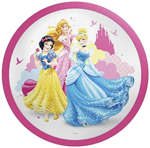 Philips disney princess childrens wall and ceiling light 1 x 4 philips disney princess childrens wall and ceiling light 1 x 4 w integrated led mozeypictures Images