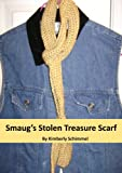 Smaug's Stolen Treasure Scarf: A Crochet Pattern from FiberFrau