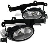 Spec-D Tuning LF-CV062OEM-RS Honda Civic 2Dr Si Oem Clear Fog Lights Lamps