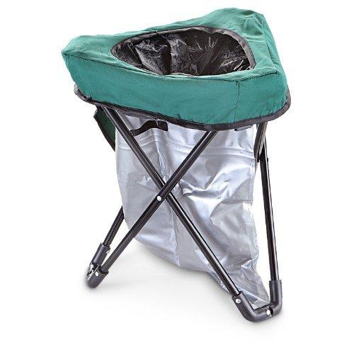 Tailgating Porta Potty Portable Restoom Kit