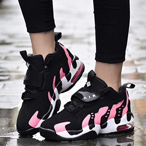 Rose Direct Sneaker pour Zhuotop Femme 4vSwqq