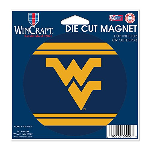 ineers Official NCAA 4.5 inch x 6 inch Car Magnet by Wincraft ()