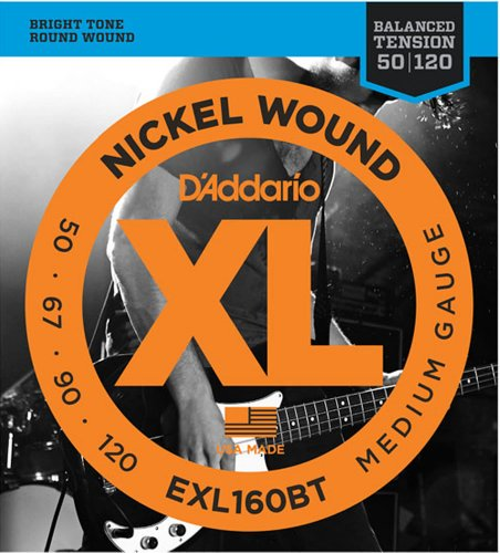 D'Addario EXL160BT Nickel Wound ...