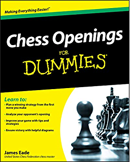 Chess For Dummies Kindle Edition By James Eade Humor