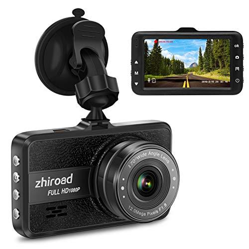 Dash Cam,1080P Car Camera DVR Dashboard 3
