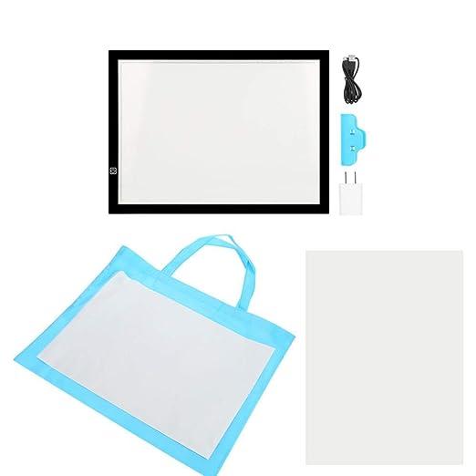 Mesa de luz LED A3, luz LED, caja de luz portátil, tablero de ...