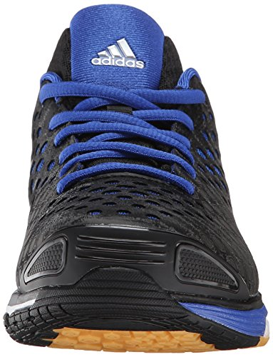 Adidas Performance Womens Volley Response Boost W Shoe Black / Silver / Bold Blue