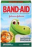 Band-Aid Adhesive Bandanges, Disney-Pixar's The Good Dinosaur, Assorted, 20 Count
