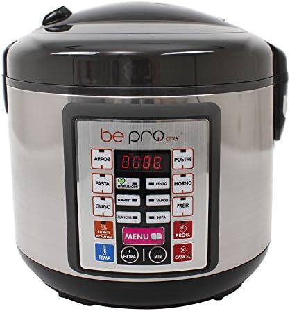 Robot de Cocina Programable Be Pro Chef Premier: Amazon.es